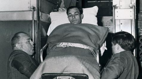 Ben Hogan's recovery from his horrific 1949 car crash offers perspective into Tiger Woods' future