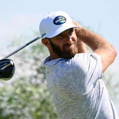 Dustin Johnson withdraws from AT&T Pebble Beach Pro-Am