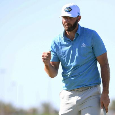 Dustin Johnson proves too much for Tony Finau, rest of the Saudi International field to overtake
