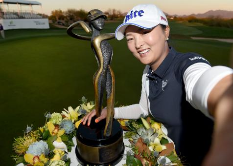One of the LPGA Tour's tournament purses just doubled
