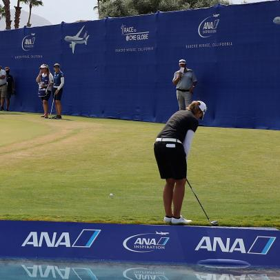 Haters rejoice: The 'Great Wall of Dinah' won't be part of 2021 ANA Inspiration