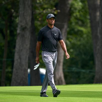 Tiger Woods transferred to L.A.'s Cedars-Sinai Medical Center to continue recovery