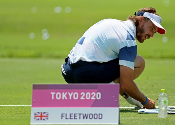 While everyone else is down on golf in the Olympics, Tommy Fleetwood is here to say that he (expletive) LOVES IT