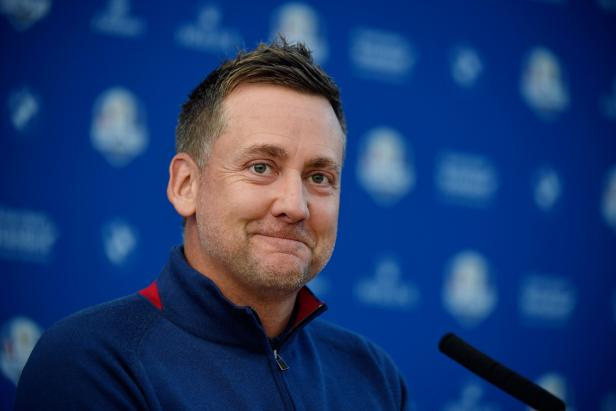 Ian Poulter uses poor question to properly roast himself, remains as sharp as ever