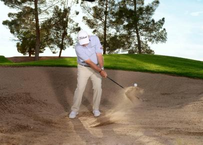Butch Harmon: How to hit high, soft bunker shots every time