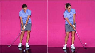 Golf instruction truths: Make crisp contact on every chip shot
