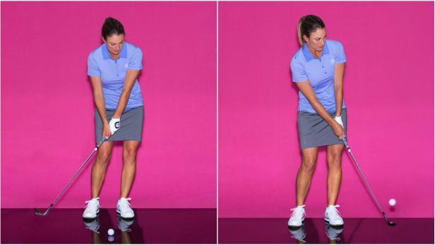 Golf instruction truths: Make crisp contact on every chip shot