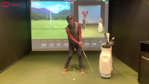 Make your swing tour-pro smooth with this quick tip