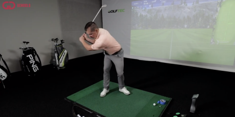 Make a better backswing with one simple tweak