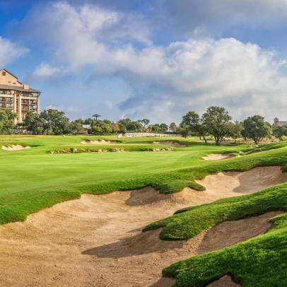 Why TPC San Antonio's 18th is one of the most frustrating closing holes in golf