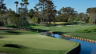 Players 2021: The underrated greatness behind TPC Sawgrass' fourth hole