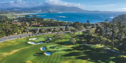 The Hay, Pebble Beach's new short course designed by Tiger Woods, is ready to open—and the photos look unreal