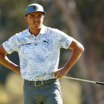 With Masters invite in peril, Rickie Fowler's frustration grows amid his current slump