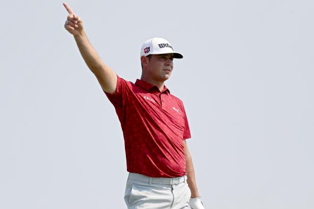 Gary Woodland's wild drive, the tour's nastiest par 5, and Rickie Fowler's painful tease