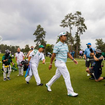 Masters 2021: Hideki Matsuyama will carry Japan's major hopes with him to the first tee Sunday