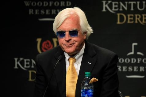 Bob Baffert's excuse for Medina Spirit's failed Kentucky Derby drug test is one of the most ridiculous things you will ever hear