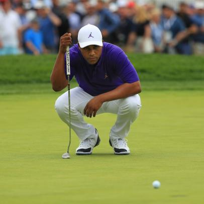 The Future of Golf | By Harold Varner III