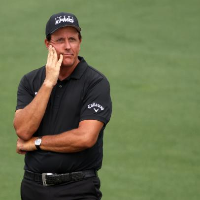 Masters 2021: Phil Mickelson hasn't stopped believing he'll find more Augusta magic