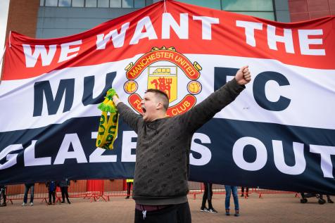 The Manchester United protests highlight the difference between American and British fandom