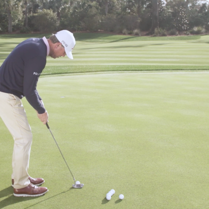 A simple key to boost your putting touch