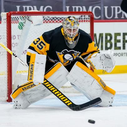 The Pittsburgh Penguins gave up six goals in the third period on Tuesday . . . and still won