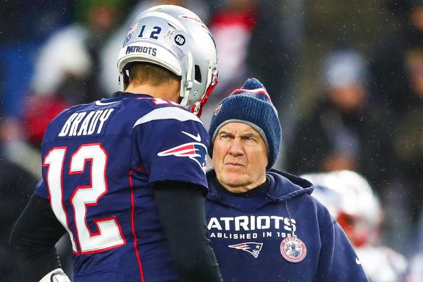 Things were so bad between Tom Brady and Bill Belichick in 2018 that Belichick was reportedly considering vacancies in Miami, New York, and Washington