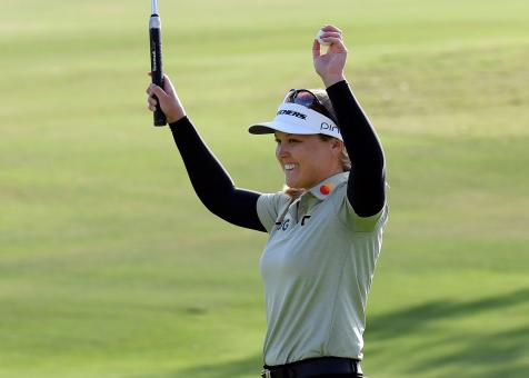 At 23, Brooke Henderson reaches impressive milestone with win No. 10