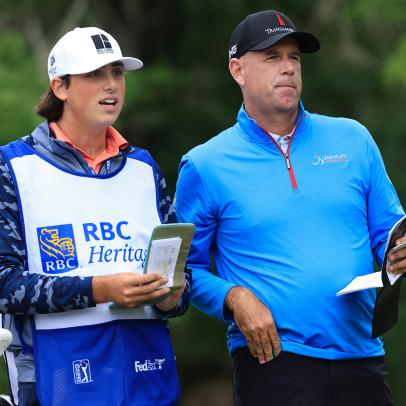 The Cink renaissance: Father and son obliterate 36-hole Heritage record