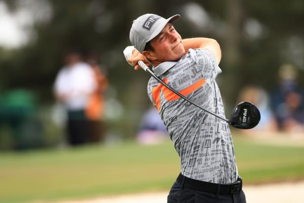 Masters 2021: Viktor Hovland's first two rounds at Augusta were absolutely bonkers