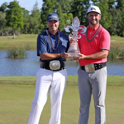Zurich Classic 2021 odds: Jon Rahm and Ryan Palmer are co-favorites to defend their 2019 title