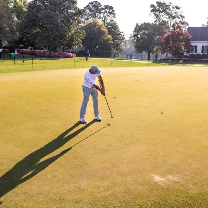 Masters 2021: The conundrum of putting Augusta National's greens