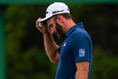Masters 2021: Defending champ Dustin Johnson among big names to miss the cut