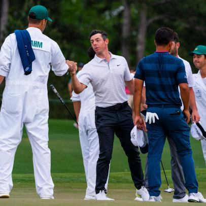 Masters 2021: Out of sorts on the golf course, Rory McIlroy is strong enough to find his way