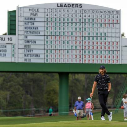 Masters 2021: How the 36-hole cut is determined at Augusta National
