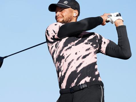 UA, Steph Curry piggyback off Masters week to launch Curry Brand's first golf designs
