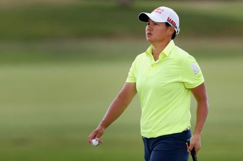 Former World No. 1 is latest LPGA player DQ'd for failing to sign a scorecard