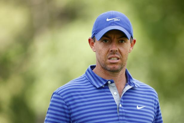 Rory stuck in neutral, Rickie's got a pulse and Bryson grinds out a one-under 70