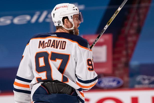 This insane Connor McDavid statistic has serious Wayne Gretzky vibes
