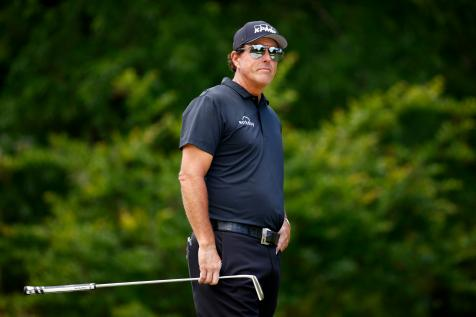 Phil Mickelson accepts USGA's special exemption into U.S. Open at Torrey Pines
