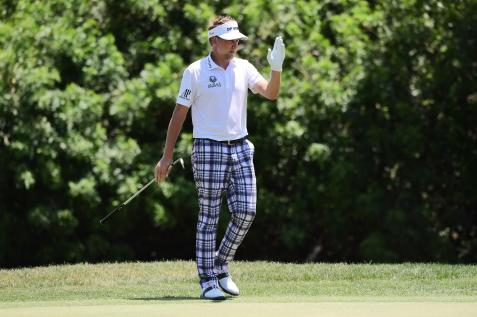 Ian Poulter's inclusion on PGA Tour's slow-play list elicits a very Ian Poulter-like response