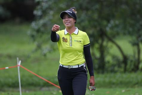 LPGA rookie sensation is emerging as one of the biggest stories in golf in 2021