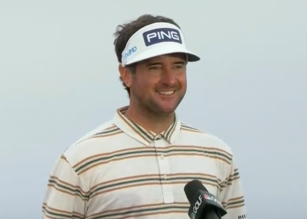 U.S. Open 2021: Everything about this Bubba Watson post-round interview is pure gold