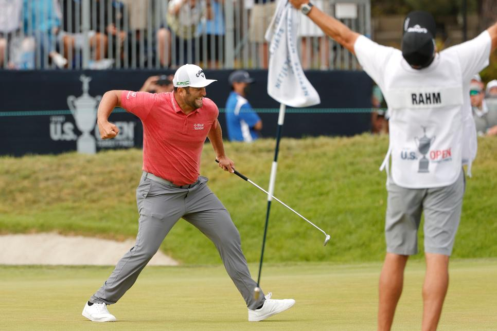 U S Open 2021 Live Updates Jon Rahm Becomes First Spaniard To Win The U S Open Golf News And Tour Information Golf Digest