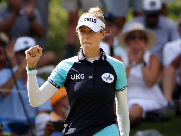 The LPGA Tour finally has advanced stat-tracking and these two numbers will blow your mind