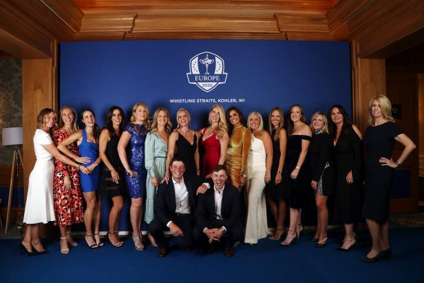 Ryder Cup 2021: The best photos from Wednesday's Team Europe Ryder Cup dinner