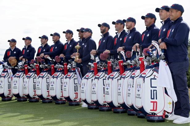 Ryder Cup 2021: U.S. players are loving this subtle change made to their off-course schedule