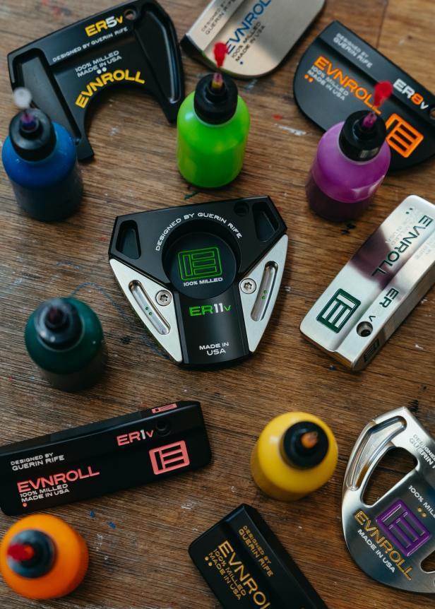 Evnroll expands putter personalization with V-Series Custom ER program