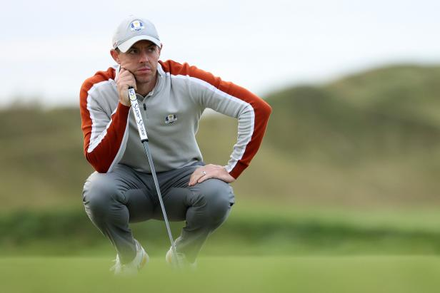 Ryder Cup 2021: Rory McIlroy breaks down crying on TV amid American rout