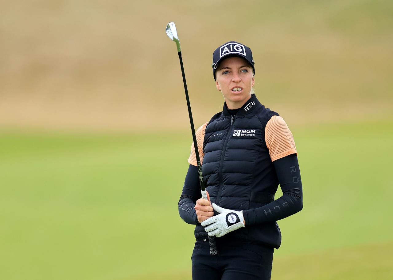 8 Players To Watch At The Aig Women S Open Golf News And Tour Information Golfdigest Com