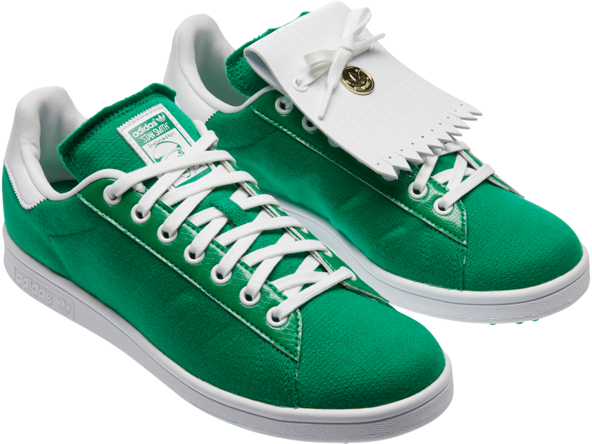 The first Adidas Stan Smith golf shoe is now available   Golf ...
